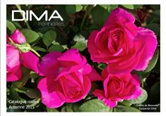 Catalogue rosiers Dima 2015